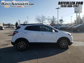 Used 2017 Buick Encore Sport Touring - Certified for sale in London, ON