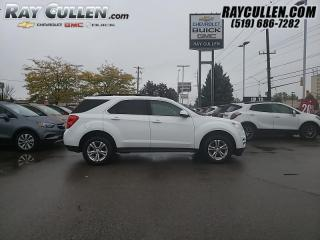 Used 2013 Chevrolet Equinox 1LT - Certified - Bluetooth for sale in London, ON