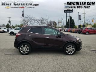 Used 2017 Buick Encore Essence - Certified - Heated Seats for sale in London, ON
