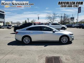 Used 2019 Chevrolet Malibu LT - Certified - Heated Seats for sale in London, ON