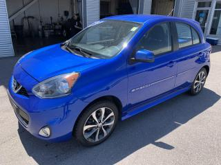 Used 2016 Nissan Micra 1.6 SR 5sp for sale in Gatineau, QC