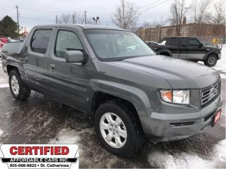 Used 2007 Honda Ridgeline EX-L ** AS-IS NO SAFETY ** for sale in St Catharines, ON