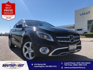 Used 2019 Mercedes-Benz GLA 250 GLA 250 4MATIC SUV|Leather|HTD seats|Sunroof|Navi for sale in Leamington, ON
