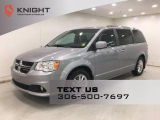 New 2020 Dodge Grand Caravan Premium Plus | Leather | DVD | Navigation | for sale in Regina, SK