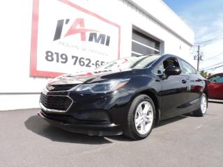 Used 2017 Chevrolet Cruze 4dr Sdn 1.4L LT w-1SD for sale in Rouyn-Noranda, QC