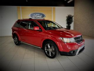 Used 2014 Dodge Journey CROSSROAD - AWD - PLAN OR - BAS PRIX for sale in Drummondville, QC