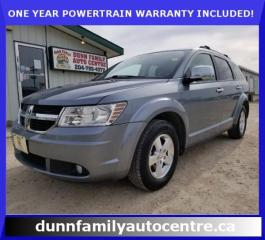 Used 2010 Dodge Journey SE for sale in Dugald, MB
