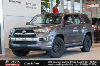Used 2016 Toyota 4Runner SR5 LIMITED TOIT OUVRANT! GPS! for sale in Lachine, QC