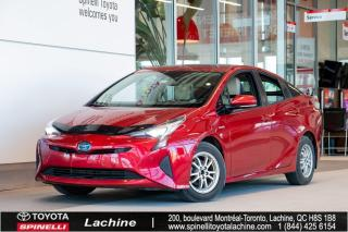 Used 2016 Toyota Prius TECH PKG TOIT OUVRANT! for sale in Lachine, QC