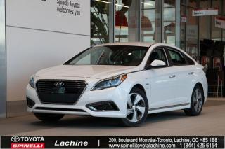 Used 2017 Hyundai Sonata Ultimate VOLANT CHAUFFANT! for sale in Lachine, QC