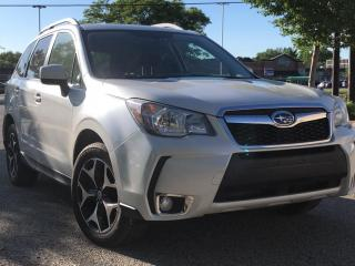 Used 2014 Subaru Forester 5dr Wgn Auto 2.0XT Limited for sale in Waterloo, ON