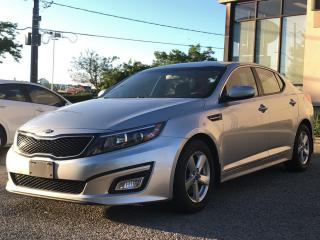 Used 2015 Kia Optima 4dr Sdn Auto LX for sale in Waterloo, ON
