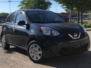 Used 2016 Nissan Micra 4DR HB AUTO S for sale in Waterloo, ON