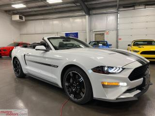 Used 2019 Ford Mustang GT Premium Convertible California Special NAV for sale in St. George Brant, ON