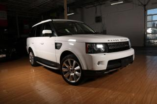 Used 2012 Land Rover Range Rover Sport 4WD 4dr SC for sale in Toronto, ON