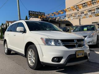 Used 2016 Dodge Journey FWD 4DR SXT for sale in Scarborough, ON