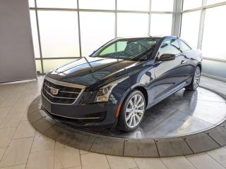 Used 2017 Cadillac ATS Coupe 2.0L Turbo for sale in Edmonton, AB