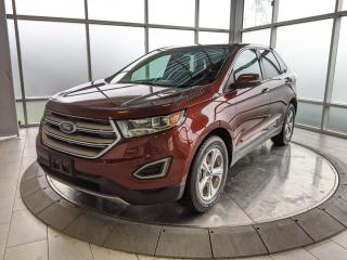 Used 2016 Ford Edge SEL AWD for sale in Edmonton, AB
