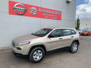Used 2014 Jeep Cherokee Sport 4dr 4WD Sport Utility for sale in Edmonton, AB