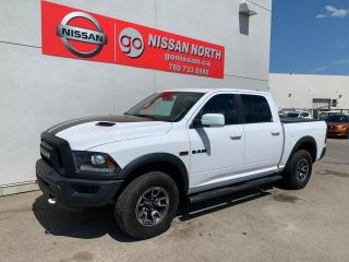 Used 2017 RAM 1500 Rebel 4x4 Crew Cab 140.0 in. WB for sale in Edmonton, AB