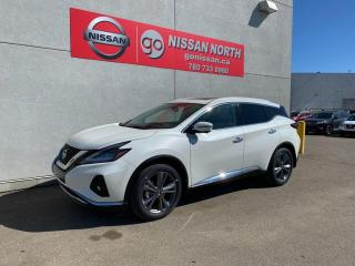 New 2020 Nissan Murano for sale in Edmonton, AB