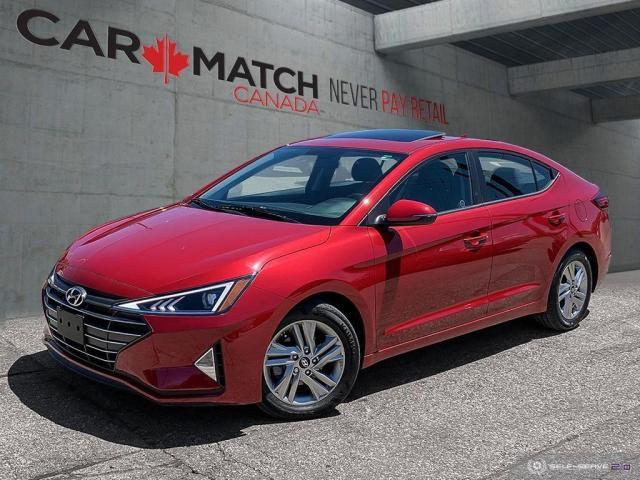 2019 Hyundai Elantra PREFERRED / NOT A RENTAL
