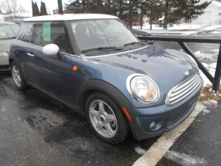 Used 2009 MINI Cooper Hardtop Coupé 2 portes Classic for sale in Sorel-Tracy, QC
