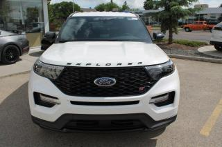 New 2020 Ford Explorer ST 400A | 3.0L V6 EcoBoost | Premium Technlogy PKG | Heated Steering Wheel | NAV | Adaptive Cruise Control | Blind Spot Monitors | Heated/Cooled Seats |B&O Audio System for sale in Edmonton, AB