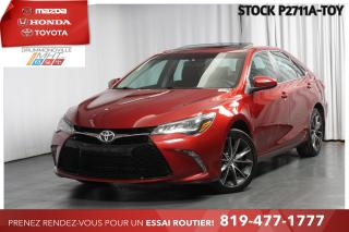 Used 2016 Toyota Camry XSE| V6| CUIR| TOIT for sale in Drummondville, QC