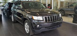 Used 2013 Jeep Grand Cherokee LAREDO, 4WD, SUNROOF, SIRIUS XM, KEYLESS IGNITION for sale in Edmonton, AB