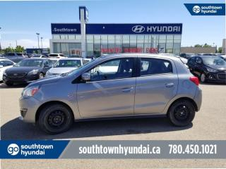Used 2017 Mitsubishi Mirage SE/BLUETOOTH/HEATED SEATS/POWER OPTIONS for sale in Edmonton, AB