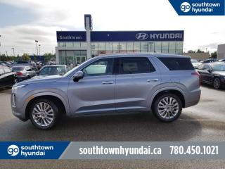 New 2020 Hyundai PALISADE Ultimate 7 Passenger - Nav, Heads Up Display, Nappa Leather, Wireless Charging, A/C Rear Seats for sale in Edmonton, AB