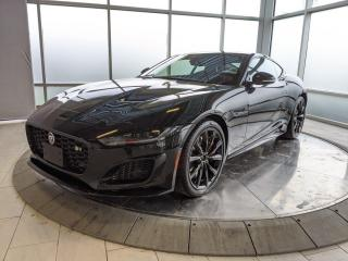 New 2021 Jaguar F-Type NEW 2021 575HP MODEL! for sale in Edmonton, AB