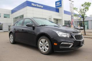 Used 2016 Chevrolet Cruze Limited LT AWD/BACKUPCAM/LOWKMS/AC/ for sale in Edmonton, AB