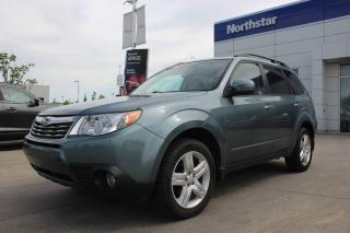 Used 2010 Subaru Forester X LIMITED/SUNROOF/HEATEDSEATS/AC/ for sale in Edmonton, AB