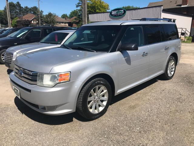 2009 Ford Flex SEL-AS-IS