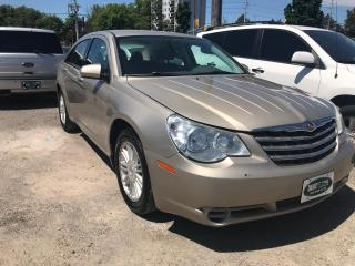 Used 2008 Chrysler Sebring LX AS-IS for sale in Mississauga, ON