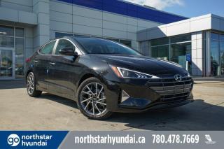 New 2020 Hyundai Elantra LUXURY LEATHER/SUNROOF/HEATEDSEATS for sale in Edmonton, AB