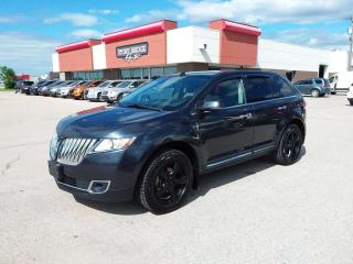 Used 2013 Lincoln MKX 4dr AWD Crossover for sale in Steinbach, MB
