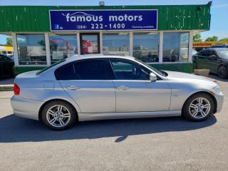 Used 2010 BMW 3 Series 323i for sale in Winnipeg, MB