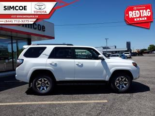 New 2020 Toyota 4Runner TRD Off Road  - Navigation - $395 B/W for sale in Simcoe, ON