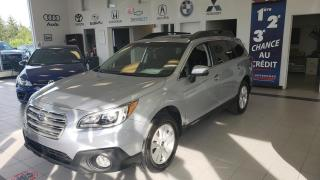 Used 2017 Subaru Outback TOURING / AWD / TOIT OUVRANT / SIÈGE CHA for sale in Sherbrooke, QC