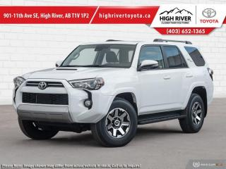 New 2020 Toyota 4Runner TRD Off Road  - Navigation for sale in High River, AB