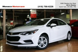 Used 2018 Chevrolet Cruze 1.4L LT w-1SD - BACKUP CAMERA|HEATED SEATS|ALLOYS for sale in North York, ON