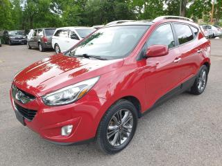 Used 2015 Hyundai Tucson GLS for sale in Brampton, ON