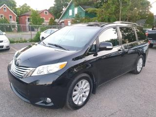 Used 2013 Toyota Sienna XLE for sale in Brampton, ON