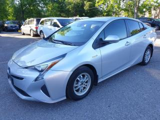 Used 2016 Toyota Prius for sale in Brampton, ON