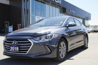 Used 2018 Hyundai Elantra   GLS   ONE OWNER   CLEAN CARFAX   for sale in Burlington, ON