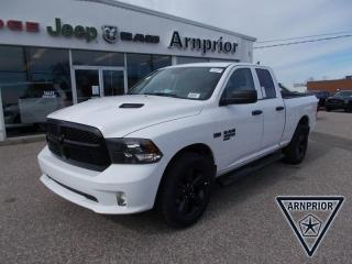 New 2020 RAM 1500 Classic NIGHT EDITION for sale in Arnprior, ON