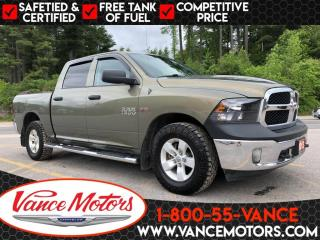 Used 2013 RAM 1500 SXT 4x4...V8*TOW*REMOTE ENTRY! for sale in Bancroft, ON